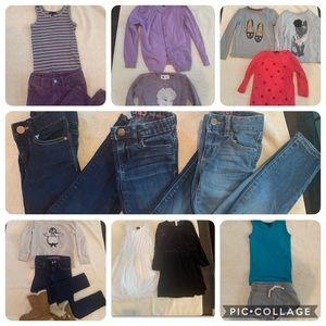 Lot of Gap girls clothes size 4/5